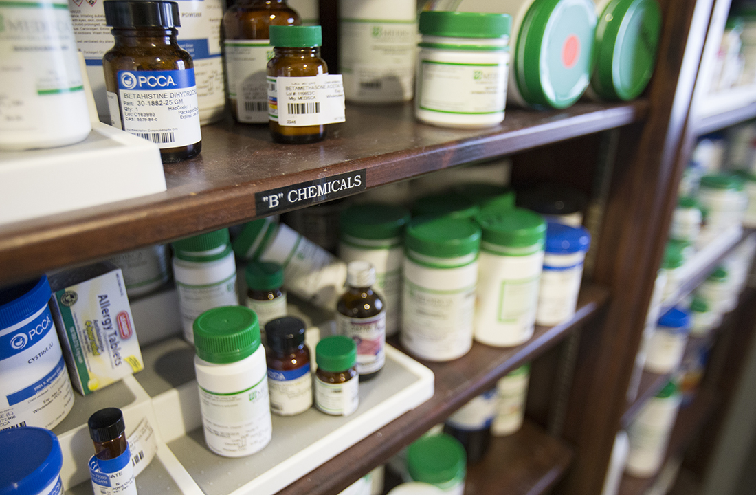The U.S. is the largest market for pharmaceuticals, accounting for about 35 percent of the global market, and is the world leader in biopharmaceutical research and development, according to SelectUSA. (Photo by Johanna Huckeba/Cronkite News)