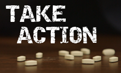 Link to take action page
