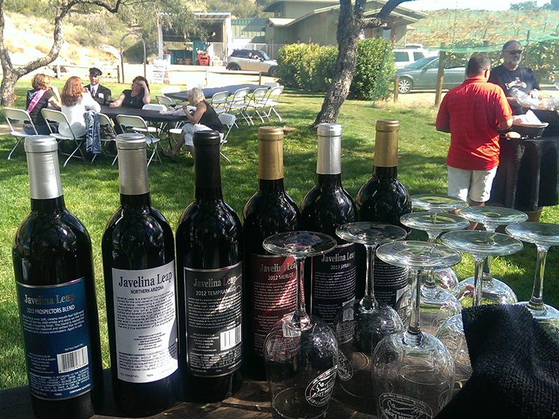 Javelina Leap Winery