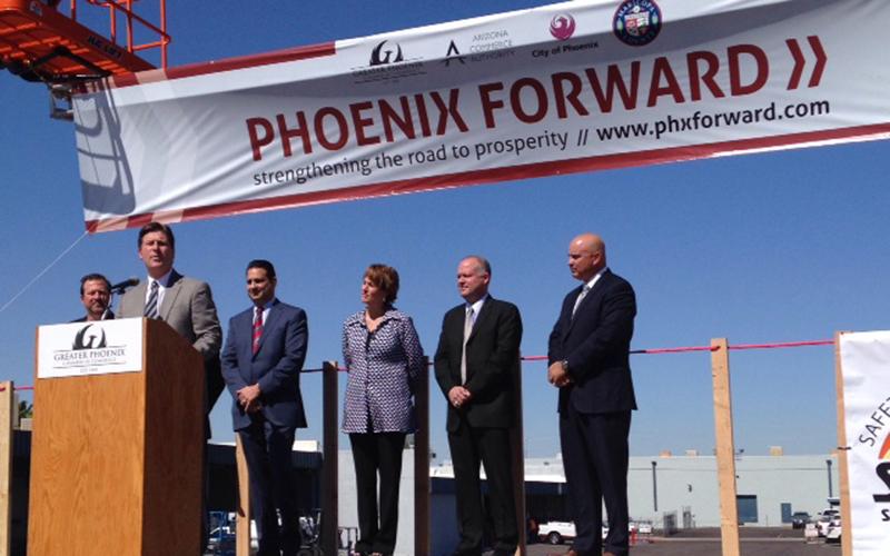 Phoenix Forward