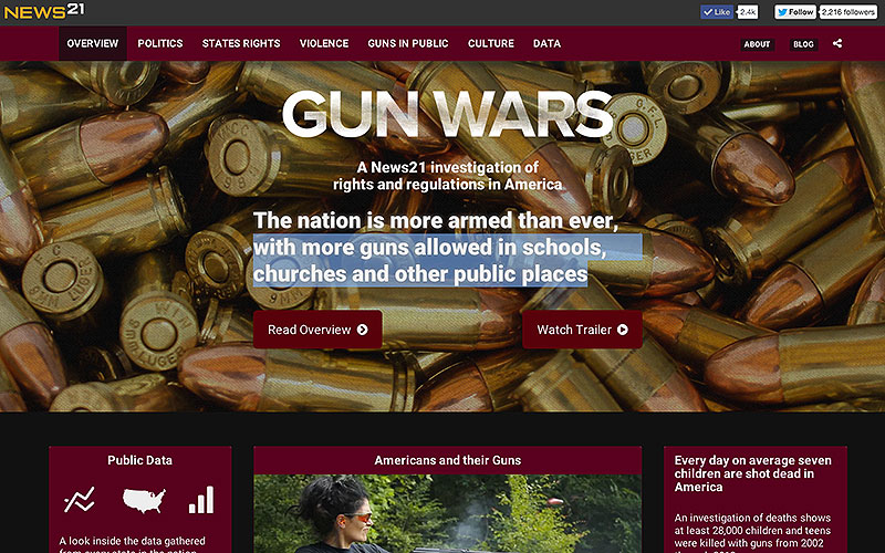 Gun Wars News 21 icon