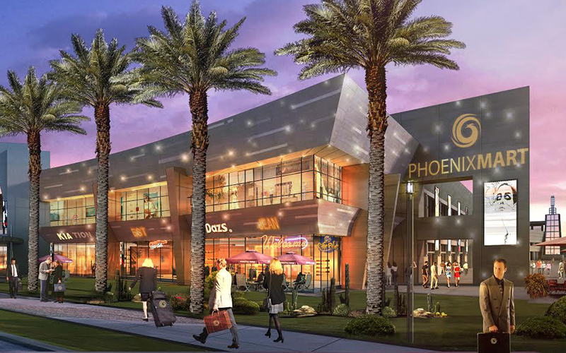 PhoenixMart rendering. (Courtesy photo)