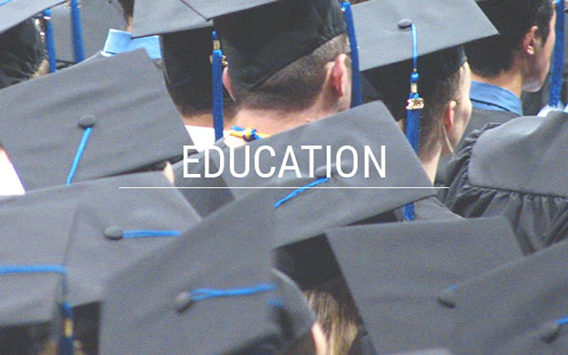Education featured graphic