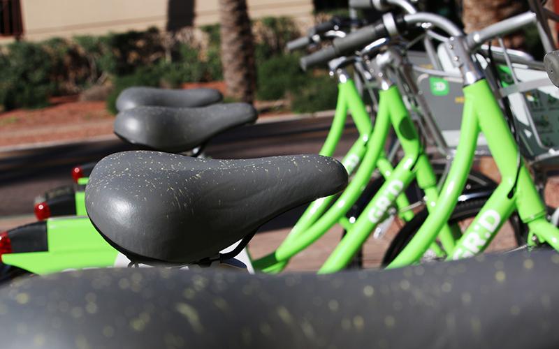 GRID bikes photo