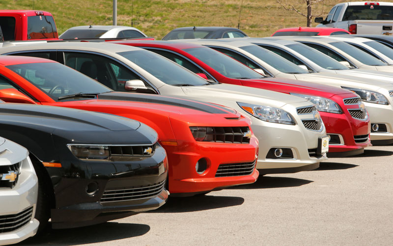 stock cars photo