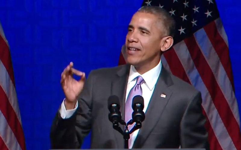 Obama on Obamcare