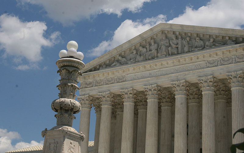 The Supreme Court upheld an Arizona voter-approved initiative that took redistricting out of the hands of the Legislature and created in independent commission to do the job.