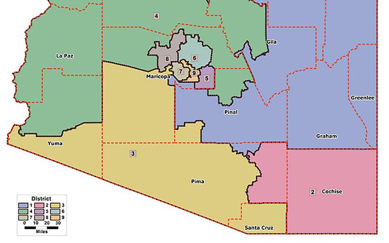 Arizona Voters Can Overrule Legislature On Redistricting