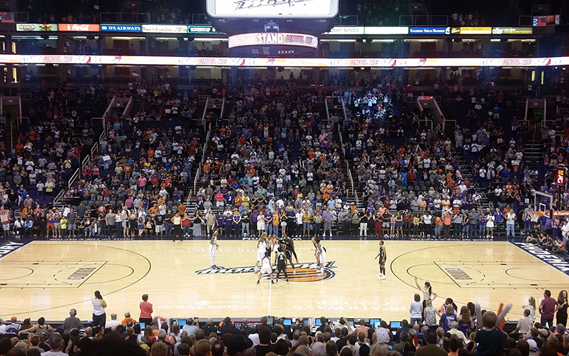 Phoenix Mercury photo