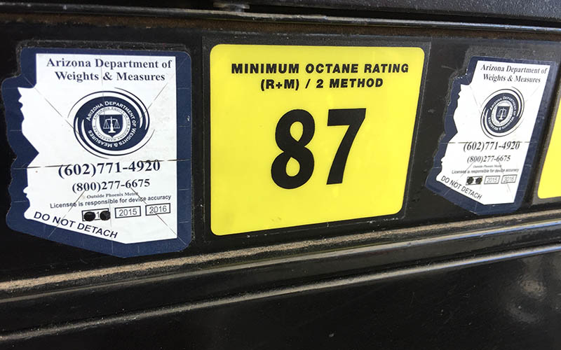 gas pump picture