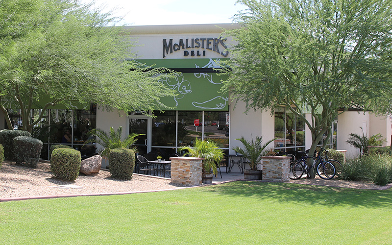 McAlister's Deli is eyeing Phoenix, Tempe, Chandler and Gilbert to potentially open locations. (Cronkite News photo by Jason Axelrod)