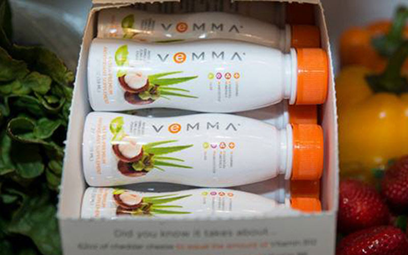 Vemma bottle picture