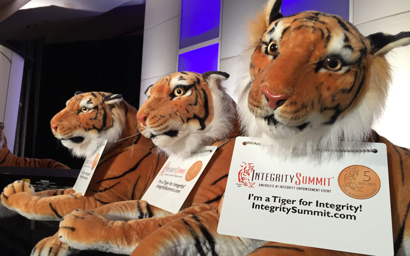 integrity tiger photo