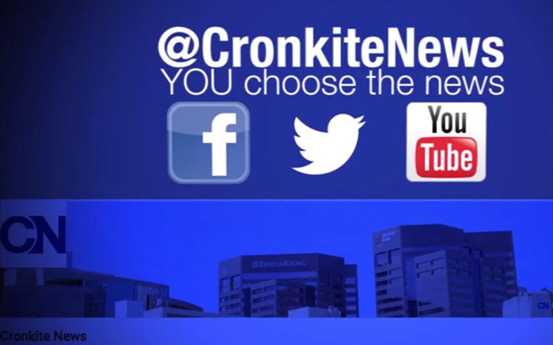 Cronkite News Refresh icon
