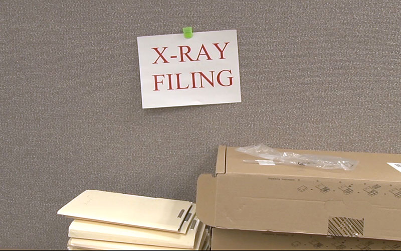 x-ray files photo
