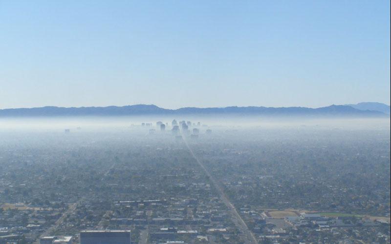 Phoenix haze photo
