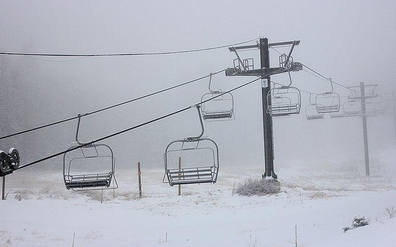 Flagstaff S Arizona Snowbowl To Showcase First New Ski