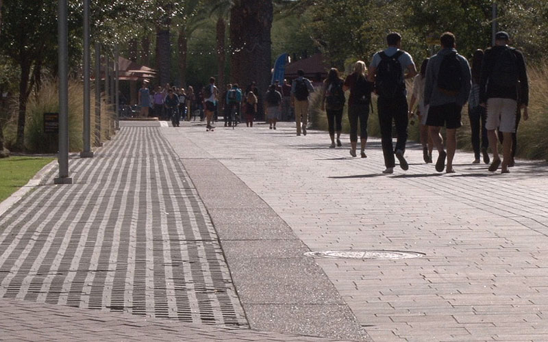 Arizona State University is already the nation's largest public institution. (Photo by Mitch Quesada/Cronkite News)