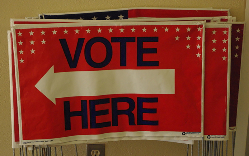 """A federal court said Tucson's system of electing city officials, an """"unusual"""" hybrid of ward-based and at-large voting, unconstitutionally violated the one-person, one-vote principle. (Photo by Becky McCray via flickr/Creative Commons)"""