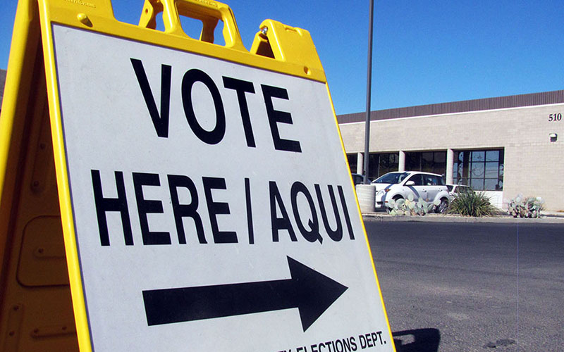"A federal court said Tucson's system of electing city officials, an ""unusual"" hybrid of ward-based and at-large voting, unconstitutionally violated the one-person, one-vote principle. (Photo by Natasha Khan/Cronkite   News)"