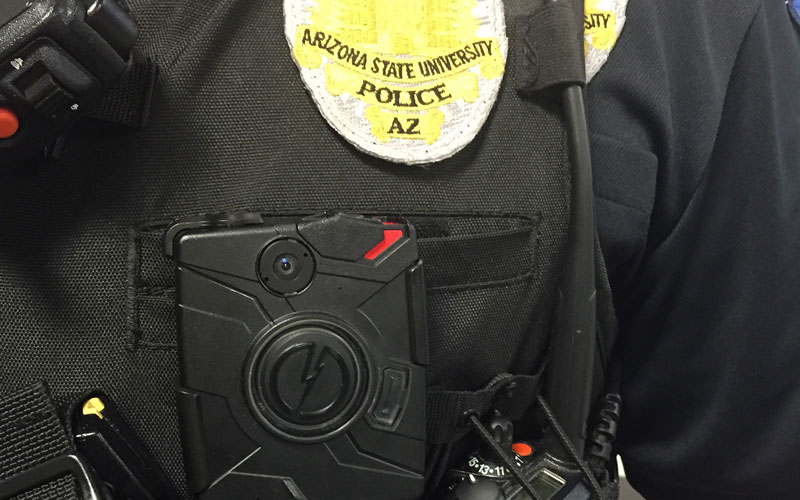 Image result for body worn camera police az