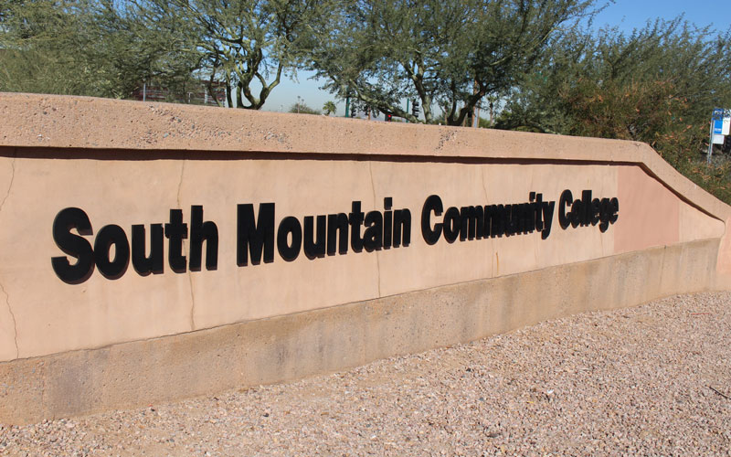 South Mountain Community College photo