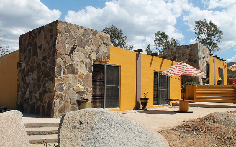 """Mexico's """"three for one"""" matching funding program helps a group of immigrants in Phoenix build vacation villas to help create tourism jobs back in their hometown.  (Courtesy photo)"""