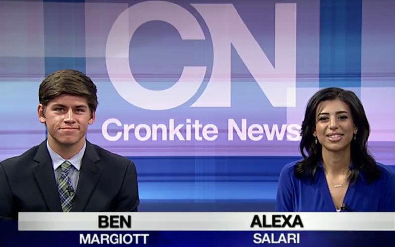 Cronkite News icon