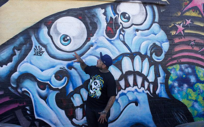 PHX mural photo