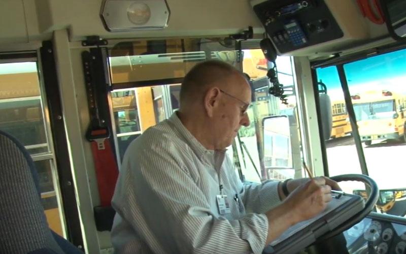 Bus Driver Photo