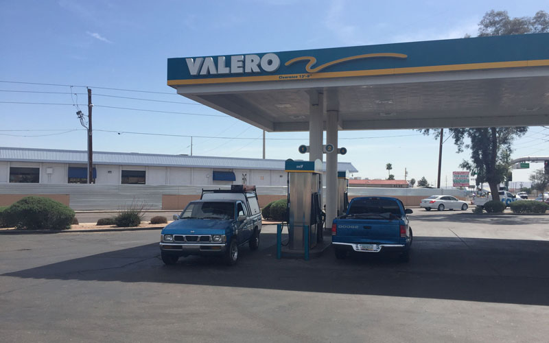Gas Prices In Arizona >> Arizona Drivers Enjoy Third Lowest Gas Prices In U S