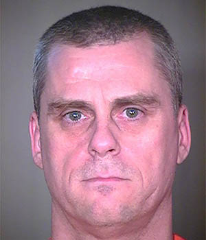 Charles Hedlund, sentenced to death for two murders during a 1991 burglary spree, had his death sentence overturned on the same grounds as his co-defendant, James McKinney.(Photo by Arizona Department of Corrections)