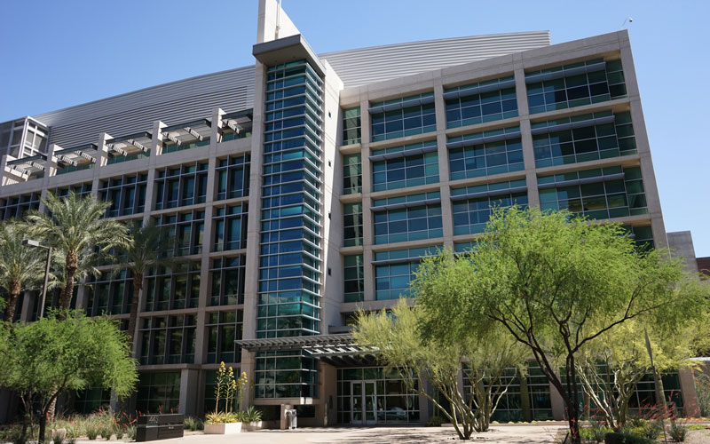 The Flinn Foundation has released new numbers  on the state of the bioscience industry in Arizona, in which the Translational Genomics Research Institute is a major player. (Photo by Travis Arbon/Cronkite News)