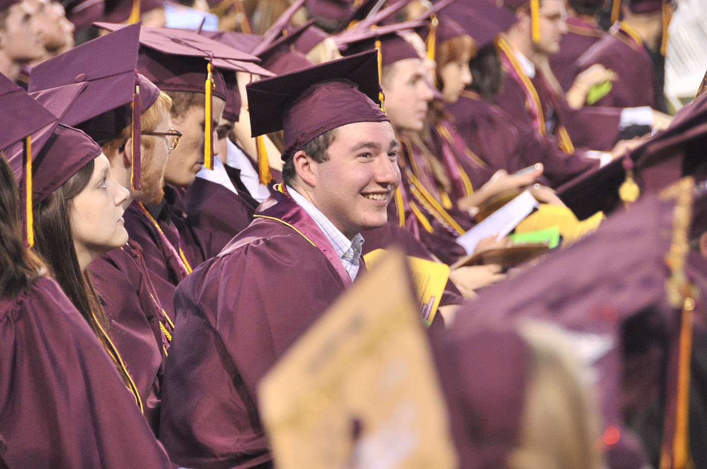 Bennett Dwosh, a recent Arizona State University graduate, said being at the bottom of a list of cities to work after graduation would cause concern. (Photo courtesy of Bennett Dwosh)