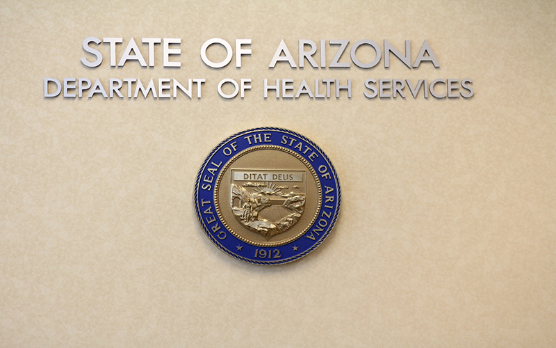 The State of Arizona Department of Health Services warns people to take cautious and get vaccinated this flu season on March 31, 2015 in Phoenix, Ariz. (Photo by Kaitlyn Ahrbeck/Cronkite News)