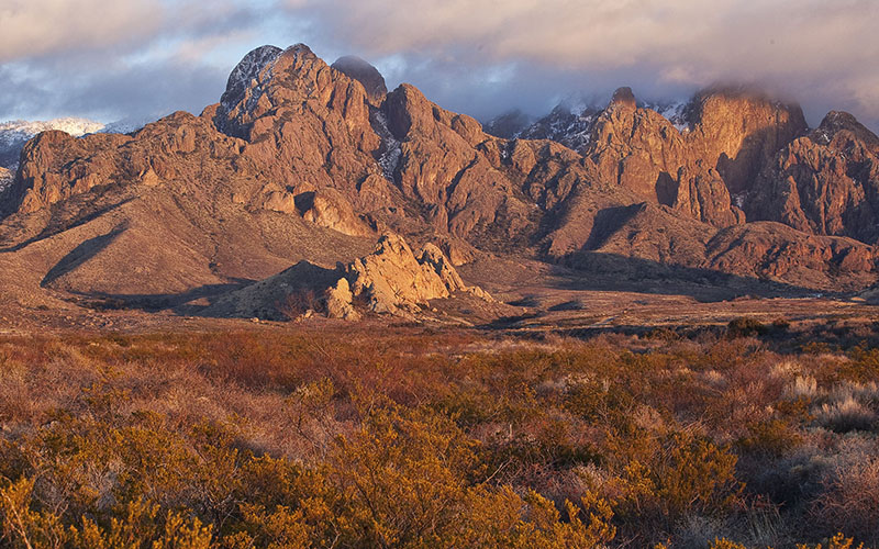 The Organ Mountains-Desert Peaks Monument in New Mexico, one of 10 monuments created by President Barack Obama studied in a new report. It said the monuments generate $156 million in economic activity for lcoal communities.