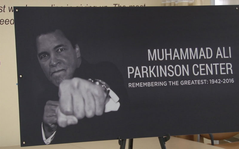 Muhammad Ali remembered and honored.