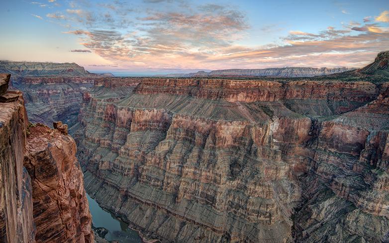 Grand Canyon National Park. (Photo by John Fowler via Creative Commons)