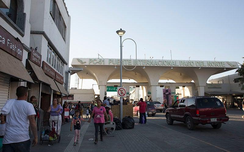 El Paso, Texas and Ciudad Juárez, Chihuahua