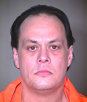 A federal appeals court upheld the conviction and death sentences for Eric Mann, who lured two men to a 1989 drug deal in Pima County, then robbed and killed them. (Photo courtesy of Arizona Department of Corrections)