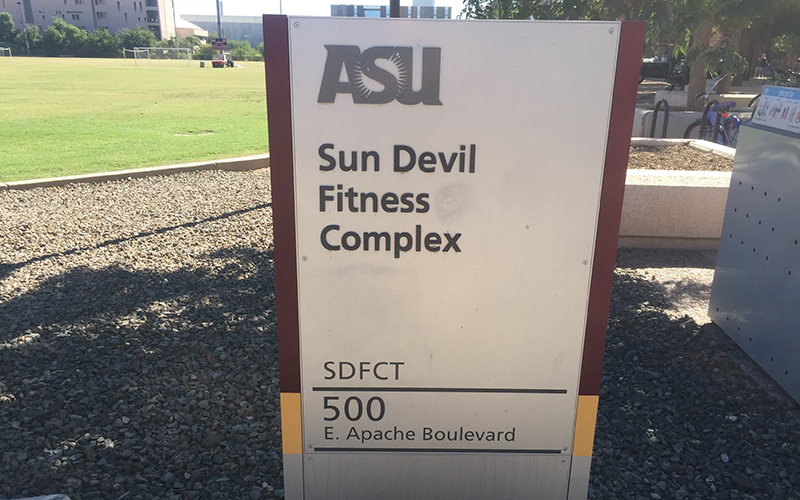 New polling place will open at Tempe Campus for general election. (Photo by Alexa Stueckrath/Cronkite News)