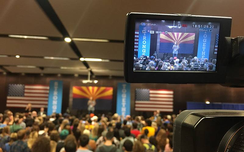 Michelle Obama to hold rally at Phoenix Convention Center on Thursday
