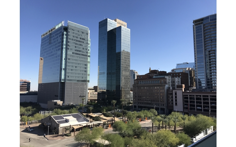 Phoenix, Ariz. is the sixth largest city in the US. (Photo by Preston Scott-Hall/Cronkite News)