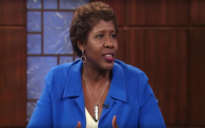 Gwen Ifill appears as a guest for Arizona Horizon on Arizona PBS.
