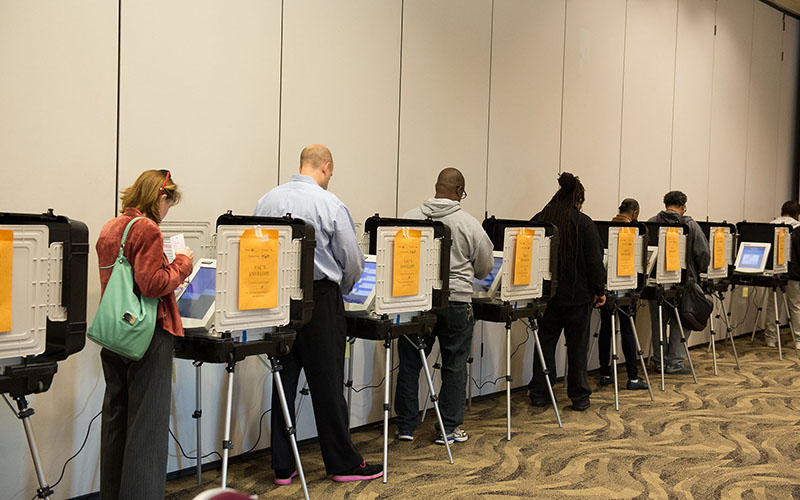 US Supreme Court reinstates Arizona ballot collection ban