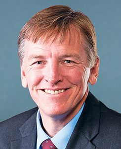Paul A. Gosar  (Photo courtesy of United States Congress)