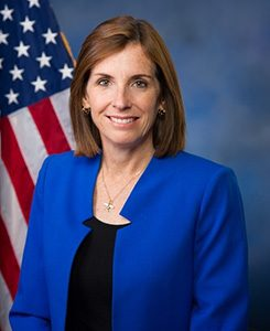 Martha McSally (Photo courtesy of United States Congress)