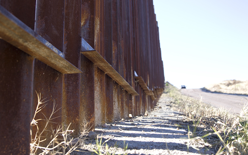 Homeland Security to begin building border wall prototypes this summer