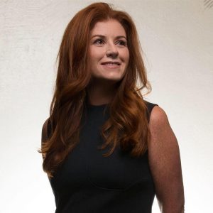 Kara Goldin, an Arizona State University alumna, serves as is CEO of Hint Water, a beverage company that specializes in naturally flavored water. (Photo courtesy of Hint Water)