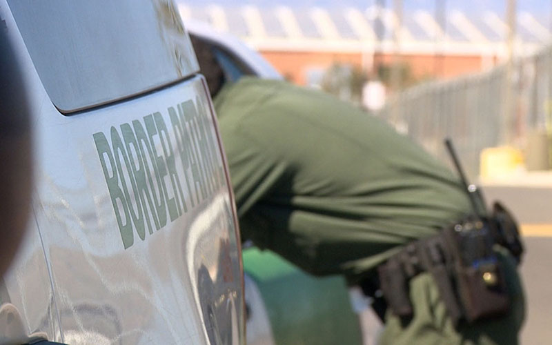 Officers with Border Patrol, Immigration and Customs Enforcement and some local police agencies would have greater latitude to deport immigrants under policies laid out by the Department of Homeland Security. (Photo by Cronkite News)